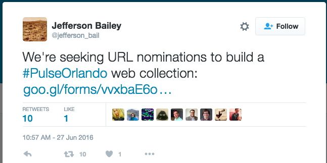 Bailey tweet